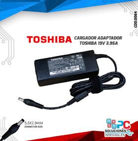 Cargador Adaptador Toshiba 19v 3.9a