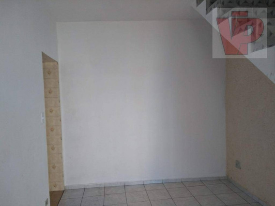 Casa Com 1 Dormitório Para Alugar, 50 M² Por R$ 1.300,00 - Tatuapé - São Paulo/sp - Ca0070