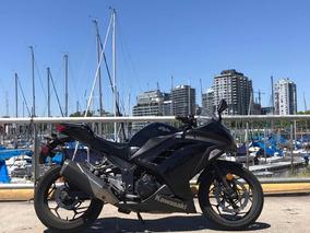 Kawasaki Ninja 300 2013 Muy Buen Estado! Tomas Bord