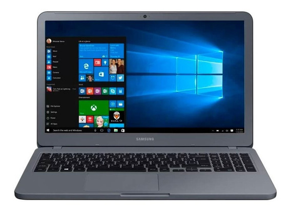 Notebook Samsung Essentials Intel I3 15 Hd 1tb 1hdmi E30