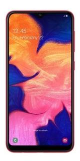 Celular Samsung Galaxy A10 Red Sm-a105mzrmpeo