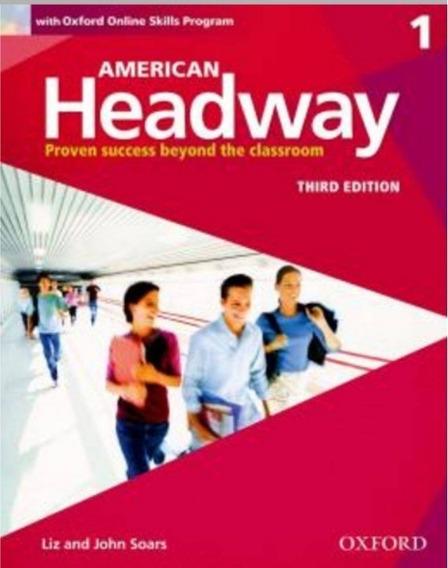 American Headway 1 Sb With Online Skills Program - 3rd Ed