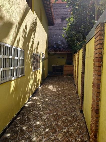 Casa Para Aluguel, 3 Dormitórios, Jardim Ester - São Paulo - 15643