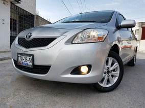 Toyota Yaris 2016 Premium Sedan Mt Posible Cambio