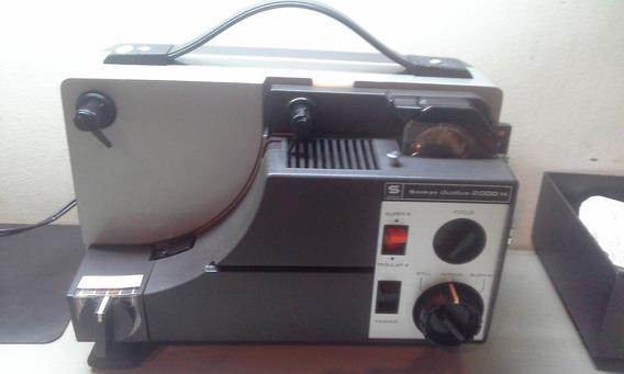 Sankyo Dualux 2000h Std 8mm/super 8 Proyector De Películas