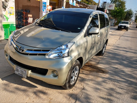 Toyota Avanza 1.5 Premium Mt 2012