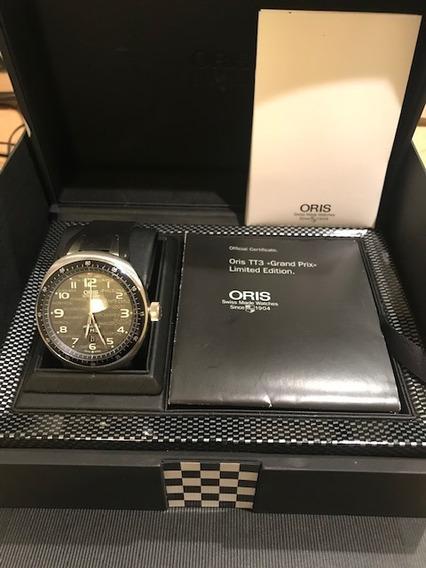 Reloj Oris Grand Prix Tt3 Edicion Limitada