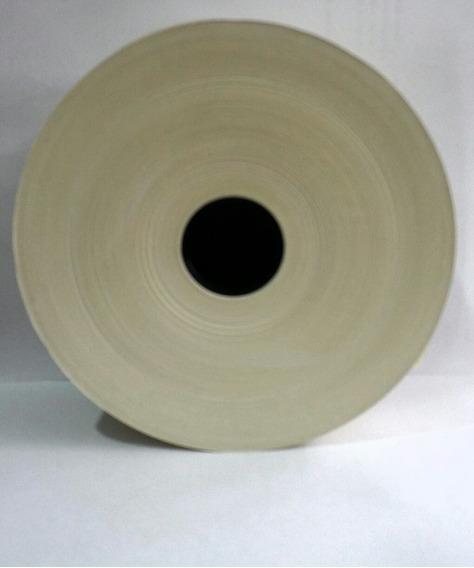 Bobina Térmica Amarela 76mm X 360mt Caixa Com 4 Bobinas