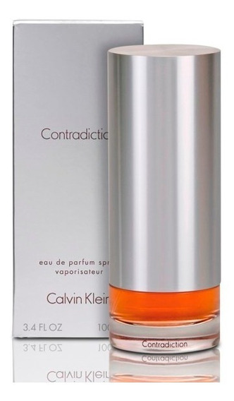 Contradiction Calvin Klein Feminino Edp 100ml Parfum Fte Gt