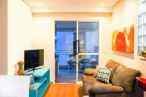Imagem 1 de 26 de Apartamento À Venda, 60 M² Por R$ 499.900,00 - Sacomã - São Paulo/sp - Ap1842