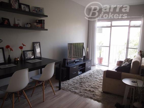 Apartamento Residencial À Venda, Anil, Rio De Janeiro. - Ap0825