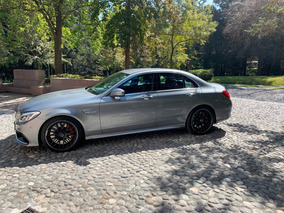 Mercedes-benz Clase C 4.0 63 Amg S At