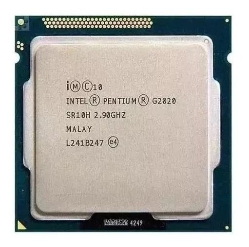 Cpu Processador Intel G2020 Soquete 1155 / 2,9 Ghz