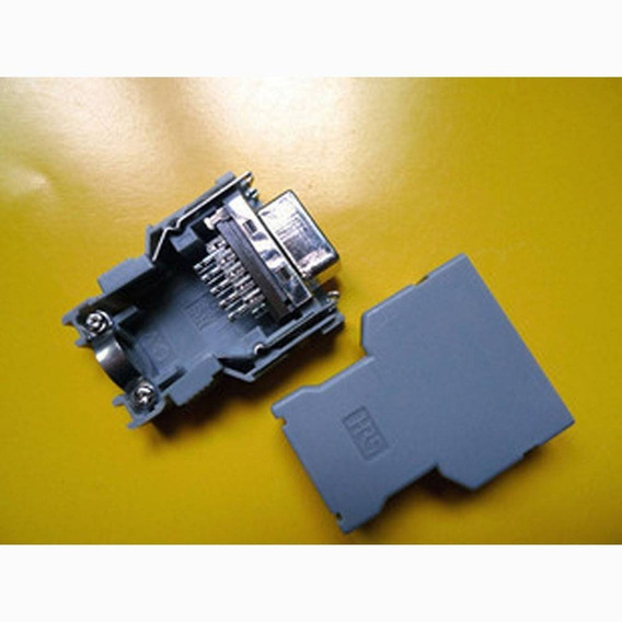 Conector Honda Fanuc 20 Pinos Solda Pcr-20f A02b-0120-k301