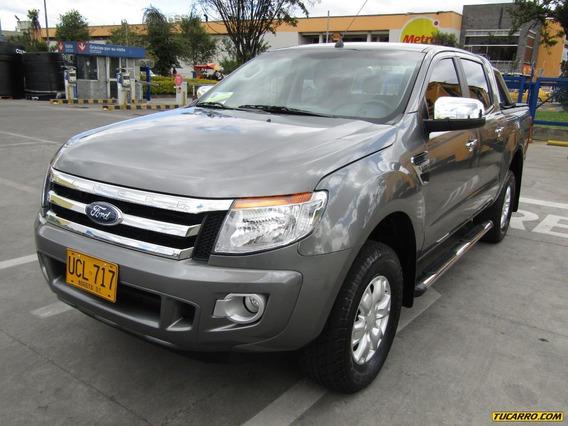 Ford Ranger 4×4 Xlt