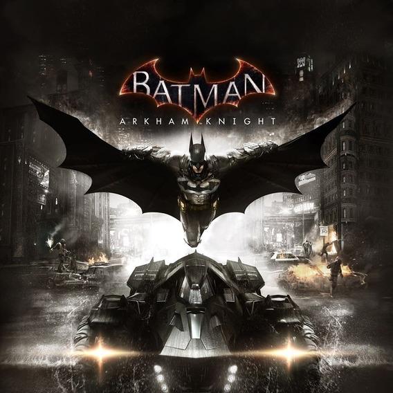 Batman Arkham Knight-aluguel 15 Dias -ps4-playstation 4