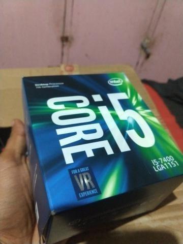 Core I5-7400 Box 7ªg Soquete Lga1151 11 9 59858943