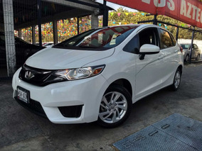 Impecable Honda Fit 1.5 Fun Mt 5 Marchas Mod-2016