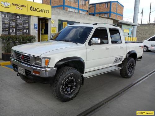 Imagen 1 de 15 de Toyota Hilux Sr5