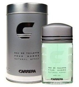 Carrera Eau De Toillete Masculino 100ml