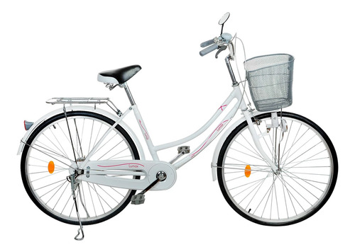Bicicleta De Paseo Vintage Aro 26 Para Mujer Varios Colores Mercado Libre