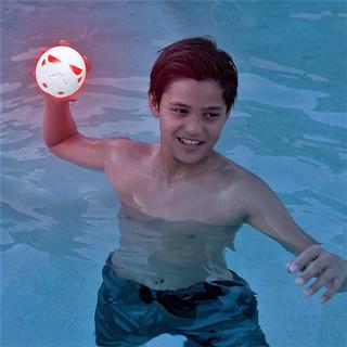 Juguete/pelota De Luz Piscina: Swimways Disney Star Wars.