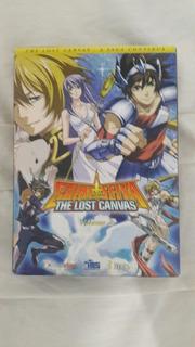 Saint Seiya The Lost Canvas Anime Dvd Temporada 1 Box 2