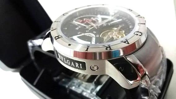 Relógio Bvlgari Automático Funcional Original