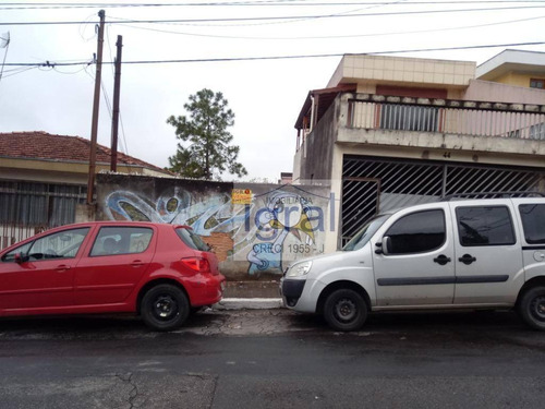 Imagem 1 de 3 de Terreno À Venda, 130 M² Por R$ 250.000,00 - Vila Campestre - São Paulo/sp - Te0013