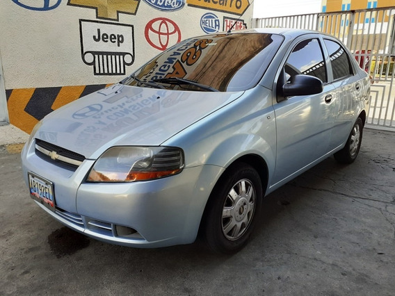 Chevrolet Aveo 2010 Sincronico