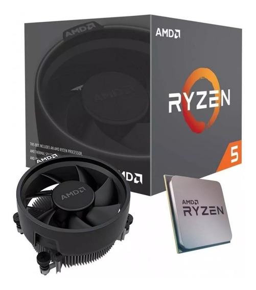 Processador Amd Ryzen 5 3400g 3.7ghz Cache 6mb Am4