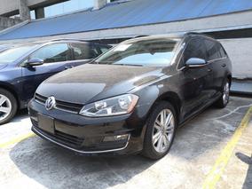 Volkswagen Golf Tdi 2.0 Std Credito + Garantia Agencia!