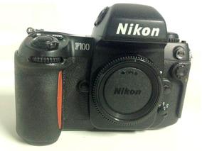 Câmera Fotográfica Nikon F 100 (corpo) Analógica