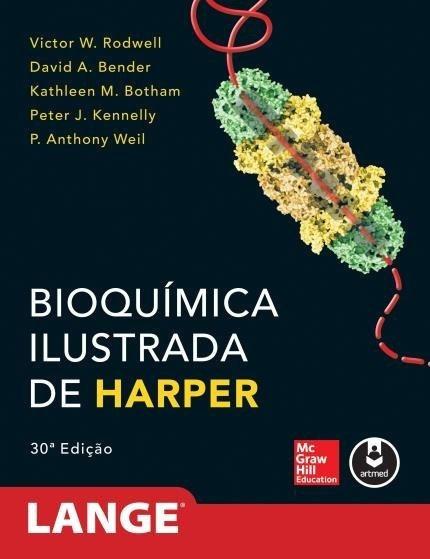 Bioquímica Ilustrada De Harper - 30ª Ed.