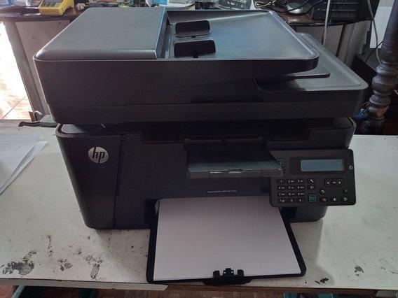 Impressora Multifuncional Hp Laser Jet Pro Mfp M127fn