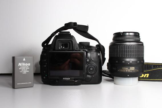 Nikon D5000 (em Ótimo Estado)