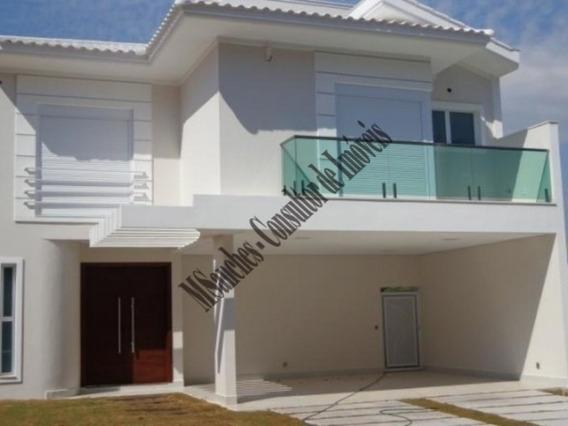 Casa Para Venda No Condominio Via Régio Em Sorocaba - 01346 - 3133353