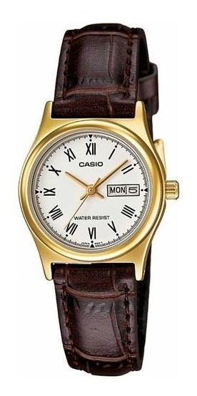 Relógio Casio Feminino Ltp-v006gl-7budf