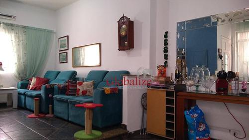 Imagem 1 de 30 de Casa Com 2 Dormitórios À Venda, 115 M² Por R$ 549.000,00 - Embaré - Santos/sp - Ca0035