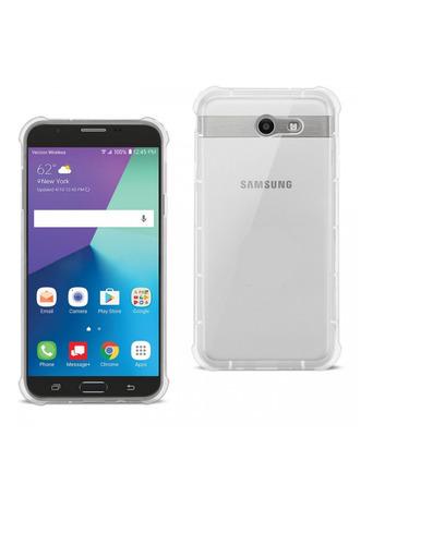 Funda Case Samsung J7 V 2017 - Transparente