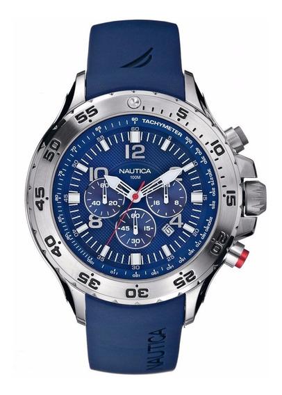 Relógio Nautica Nst N14555g