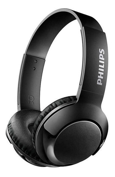 Headfone Bluetooth Philips Shb3075 Com Microfone Original Nf