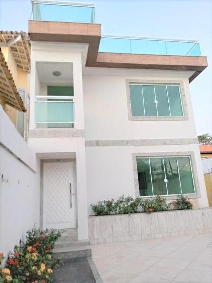 Linda Casa Em Camboinhas - Ca0662