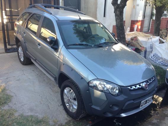 Fiat Palio Adventure Con 2.500km