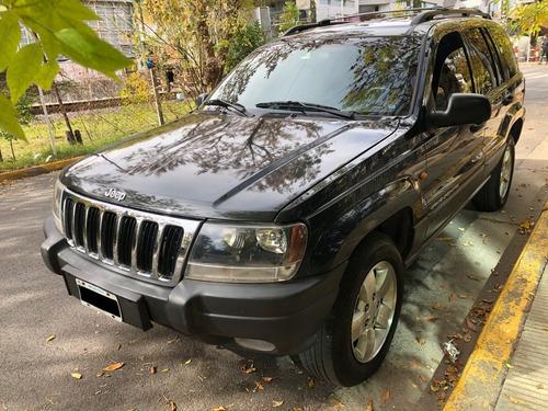 Jeep Grand Cherokee 2002 3.1 Laredo