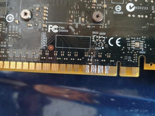 Imagem 1 de 5 de Gtx 750ti Usada Funcionando Perfeitamente