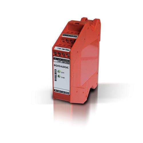 Imagen 1 de 1 de Relevador De Seguridad Datalogic Csme-03vu24-y14