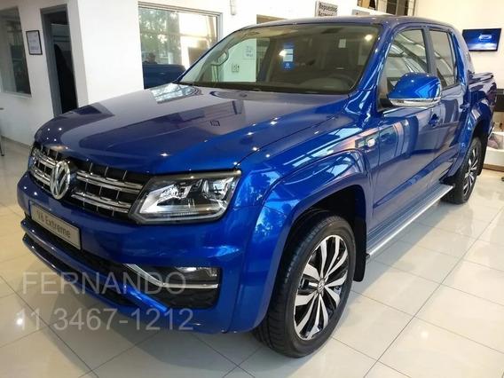 Volkswagen Amarok V6 Extreme 0km 258cv 2020 Vw Precio Full