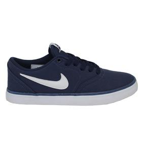 Tênis Nike Sb Check Solar 843896-400 Skate