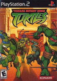 Jogo Mídia Física Original Teenage Mutant Ninja Turtles Ps2